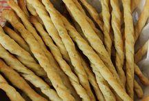 Comida: Biscoito Salgado
