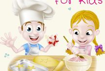 kids easy bakes