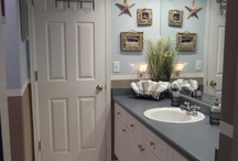 Bathroom Downstairs / by Alecia Wriglesworth