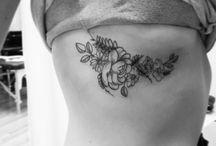 Marcel Backer at True Blue Tattoos / Tattoos by Marcel Backer