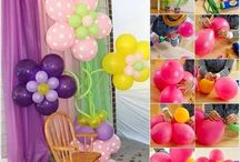 Balões / #decoracao #baloes #balao