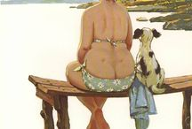 Hilda / Pretty women. / by Presley Reeves