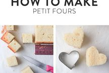 Petit Fours -Tutorial free