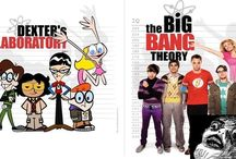 Big Bang theory. Best. Show. Ever. / by Jen B.