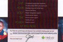 Trevo = wellness