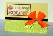 Halloween Handmade Cards