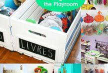 Play Room / by Natasha White