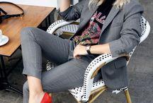 Woman suits