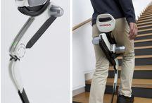 Human exoskeletons