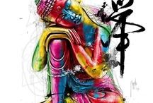 Budismo / by Tharpa Garma