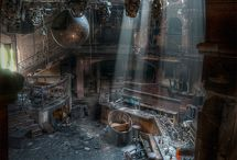 Lost in Time... / abandoned, decay, urbex / by Pitsit sekaisin