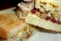 Recipes - Sandwiches & Breads