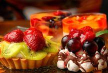 Desserts .postres