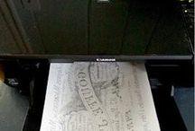 freezer papír