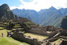 Peru / Peru is a fabulous country in South America home of the UNESCO World Heritage Site, Machu Picchu!  Lima, Peru, the capital, is a vibrant, dynamic city full of contrasts.  Modern skyscrapers stand beside pre-Incan pyramids that cover entire city blocks.