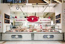 {Lighting Design }Retail Food Super Market