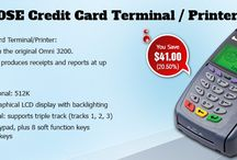 Credit Card Terminals