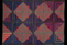 log cabin quilts / by Beth O'Donnell
