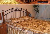 yatak örtüsu
