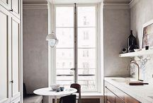 Herringbone kitchen ideas / Kitchen