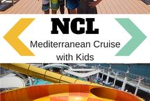 Cruises with Kids / Pins about taking a cruise with kids.