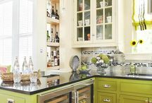Soothing Sage and Green In the Home / by Julie McNeil