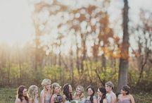 «bridesmaids» / by Daria's Wedding