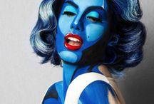 makeup characterization
