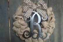 wreaths I'd like to make
