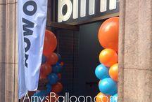 Corporate Event Balloon Decoration / Event Celebration