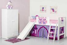 Cuartos Infantiles / Muebles y decoración de cuartos para niños y adolescentes