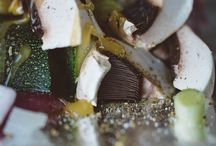 Pure and beautiful food / We believe in nutrition-rich and pure whole food. Local and organic.