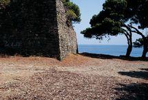 Costiera Amalfitana / i colori e le suggestioni delle meraviglie della costiera amalfitana dove i fondali si dipingono con sfumature di verde e blu