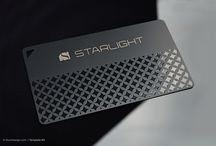 Engraved cards
