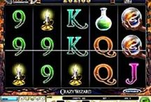 #Play #Crazy #Wizard #Slot #Game with #Spellbound 10 #Lines and 5 #Reels / Crazy Wizard is free to play slot game which features 5 reels and 10 paylines wild symbol, autoplay, gamble feature, scatter symbol, magic, fantasy, wizards and witches. You may choose to play for real money. Basically this game is for fun. You can get house edge, odds and more.