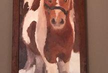 Oil Paintings by Victoria Adams Brown