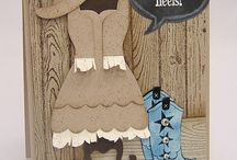 Stampin Up! Bootiful Occasions