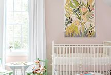 Nurseries & Kids Rooms / This is a whole bunch of kid spaces and nurseries that we love, have created, or inspire us to no end.  / by Young House Love
