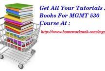 MGMT 530 Study material for Keller University