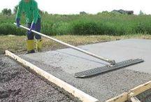 Bygge beton