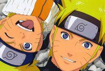 Naruto! / His smile saved me. / by Kay D