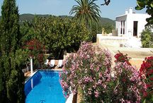 Can Pere Sord Hotel in Ibiza / Can Pere Sord Hotel in Ibiza Rural boutique Hotel located close to San Joan