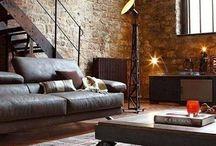 Urban House Decor Ideas