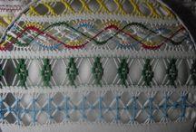 drawn thread works