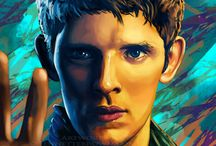 Merlin / It matters not what someone is born. But what they grow to be. - Merlin