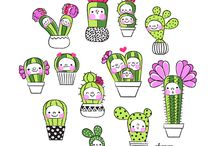 Cactus Grullas