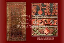 antique khotan carpets