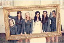 Bridesmaid ideas for Tash