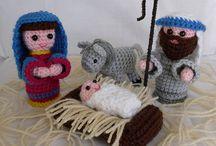 presepi a crochet