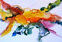 Caren Kaplan - Watercolor Artist